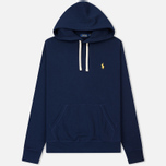 Мужская толстовка Polo Ralph Lauren Vintage Classic Athletic Fleece Hoody Cruise Navy фото- 0