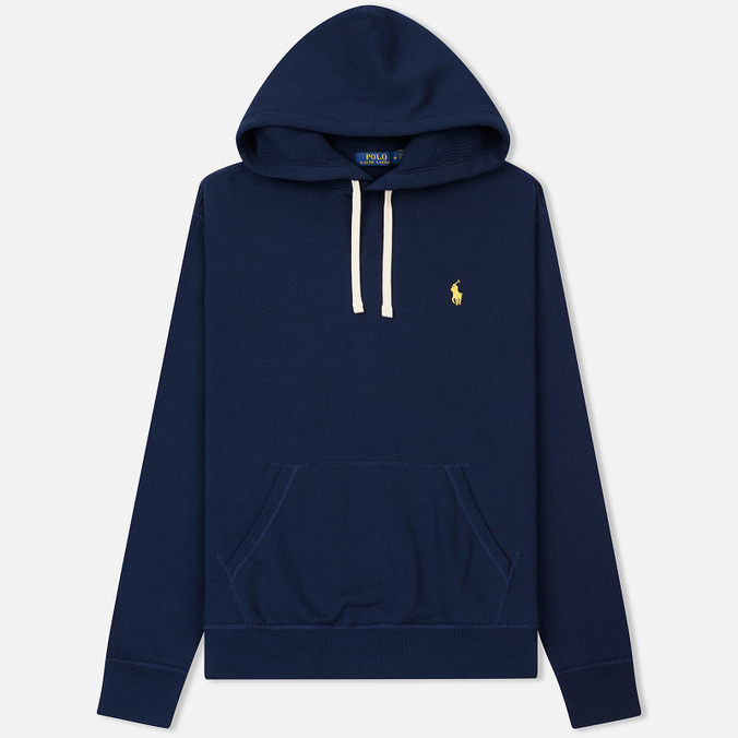 Мужская толстовка Polo Ralph Lauren Vintage Classic Athletic Fleece Hoody Cruise Navy