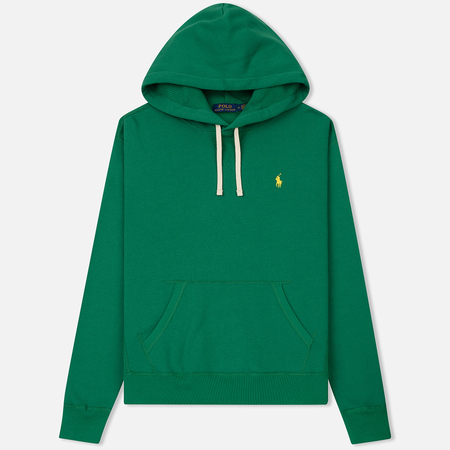 Мужская толстовка Polo Ralph Lauren Vintage Classic Athletic Fleece Hoody English Green