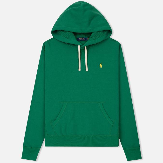 Мужская толстовка Polo Ralph Lauren Vintage Classic Athletic Fleece Hoody English Green