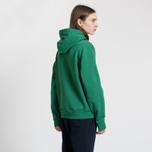 Мужская толстовка Polo Ralph Lauren Vintage Classic Athletic Fleece Hoody English Green фото- 2