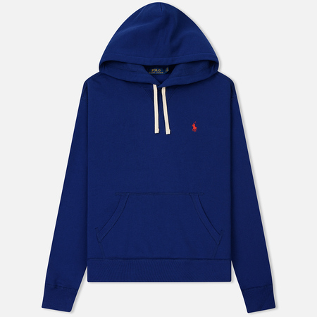 Мужская толстовка Polo Ralph Lauren Vintage Classic Athletic Fleece Hoody Fall Royal