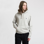 Мужская толстовка Polo Ralph Lauren Vintage Classic Athletic Fleece Hoody Light Sport Heather фото- 1