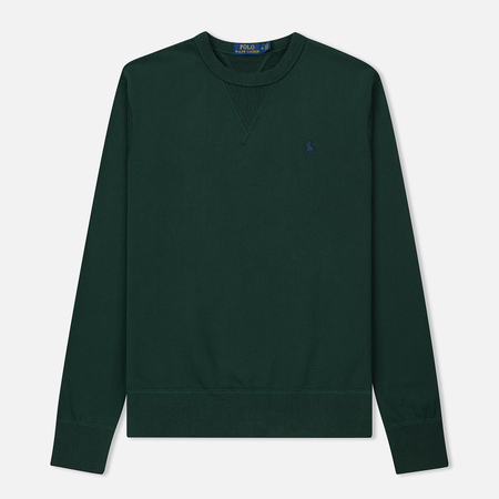 Мужская толстовка Polo Ralph Lauren Vintage Magic Fleece College Green