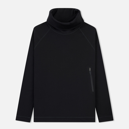 Мужская толстовка Poutnik by Tilak Raven Turtleneck Black