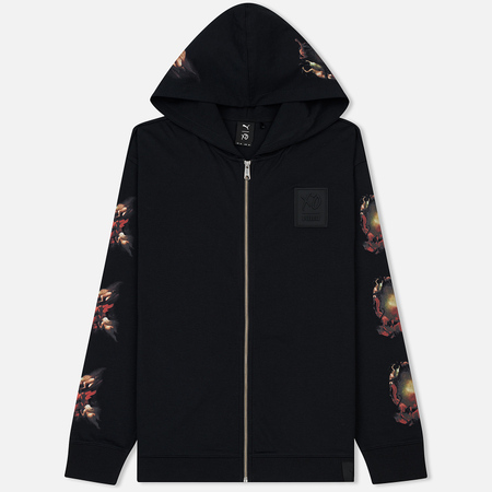 Мужская толстовка Puma x The Weeknd XO Full Zip Hoodie All Over Print Black
