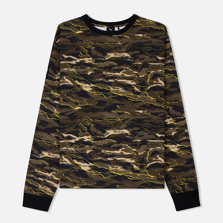 Мужская толстовка Puma x The Weeknd XO Oversize Crew Black/Camo