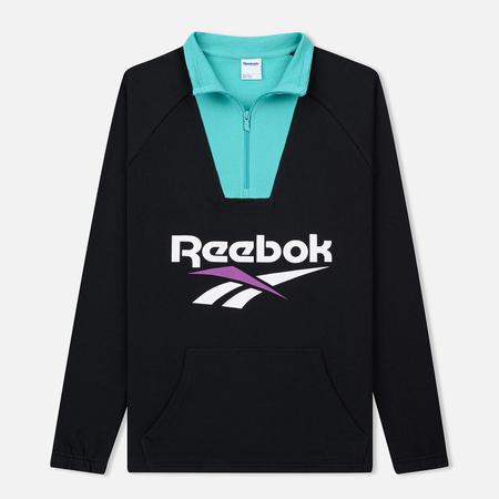 Мужская толстовка Reebok Classic Vector 1/4 Zip Black