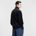 Мужская толстовка Reebok Classic Vector Velour Half-Zip Black фото- 4