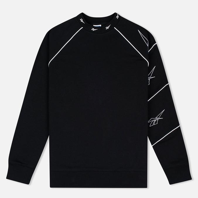 Reebok Multi Place Vector Crew Men's Sweatshirt Black