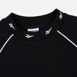 Reebok Multi Place Vector Crew Men's Sweatshirt Black photo- 1