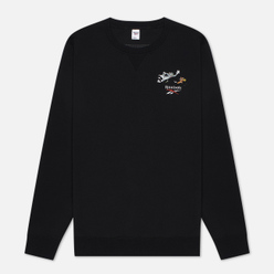 Мужская толстовка Reebok x Tom & Jerry Oversize Crew Neck Black