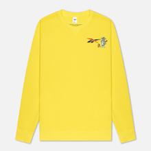 Мужская толстовка Reebok x Tom & Jerry Oversize Crew Neck Bright Yellow фото- 0