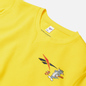 Мужская толстовка Reebok x Tom & Jerry Oversize Crew Neck Bright Yellow фото - 1