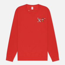 Мужская толстовка Reebok x Tom & Jerry Oversize Crew Neck Motor Red фото- 0