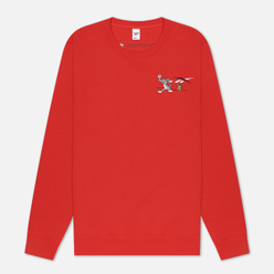 Мужская толстовка Reebok x Tom & Jerry Oversize Crew Neck Motor Red