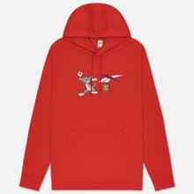 Мужская толстовка Reebok x Tom & Jerry Oversize Hoodie Motor Red фото- 0