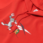 Мужская толстовка Reebok x Tom & Jerry Oversize Hoodie Motor Red фото - 1