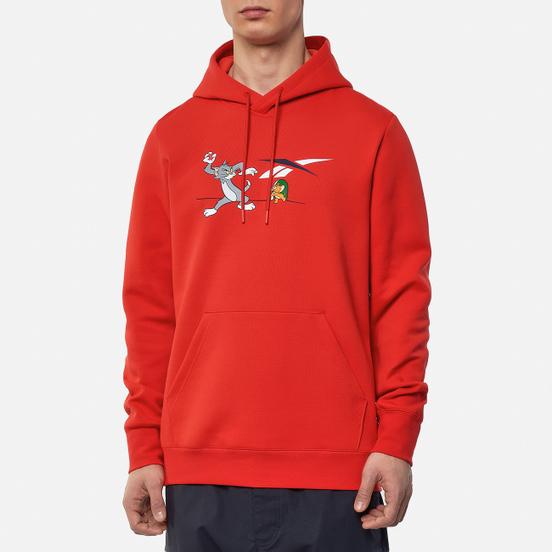 Мужская толстовка Reebok x Tom & Jerry Oversize Hoodie Motor Red