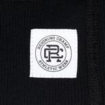 Мужская толстовка Reigning Champ Crest Logo Crew Neck Black фото- 3
