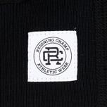 Reigning Champ Gym Logo Crew Neck Men's Sweatshirt Black photo- 3