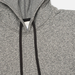 Мужская толстовка Reigning Champ Heavyweight Side Zip Engineered Charcoal фото- 1