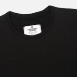 Мужская толстовка Reigning Champ Heavyweight Terry Crewneck Black фото- 1