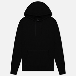 Мужская толстовка Reigning Champ Knit Lightweight Terry Pullover Hoodie Black