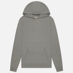Мужская толстовка Reigning Champ Knit Lightweight Terry Pullover Hoodie Heather Grey