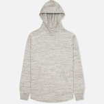 Мужская толстовка Reigning Champ Mesh Fleece Asphalt фото- 0