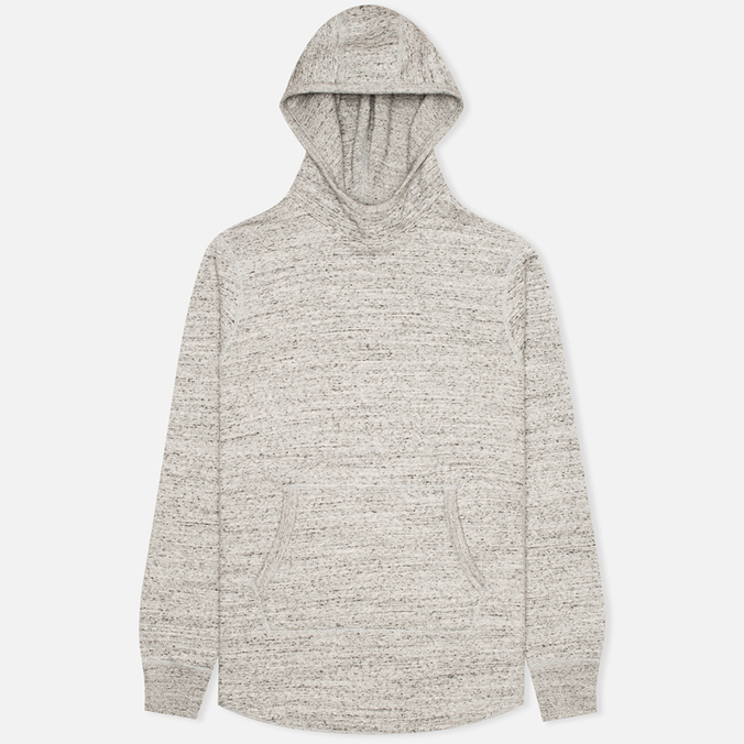 Мужская толстовка Reigning Champ Mesh Fleece Asphalt