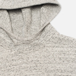 Мужская толстовка Reigning Champ Mesh Fleece Asphalt фото- 1
