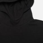 Reigning Champ Mesh Fleece Men's Hoody Black photo- 1