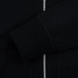 Мужская толстовка Reigning Champ Midweight Terry Full Zip Black фото- 3