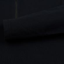 Мужская толстовка Reigning Champ Pima Lightweight Terry Half Zip Pullover Black фото- 3