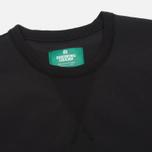 Reigning Champ Side Zip Men's Sweatshirt Black photo- 1