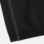 Reigning Champ Side Zip Men's Sweatshirt Black photo- 3