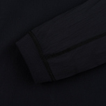 Мужская толстовка Reigning Champ Stretch Nylon Side Zip Black фото- 2
