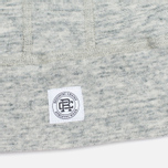 Мужская толстовка Reigning Champ Terry Lightweight Full Zip Concrete фото- 4