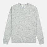 Мужская толстовка Reigning Champ Terry Lightweight LS Crewneck Concrete фото- 0