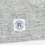Мужская толстовка Reigning Champ Terry Lightweight LS Crewneck Concrete фото- 2