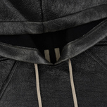 Мужская толстовка Rick Owens DRKSHDW Jumbo Hooded Black фото- 1