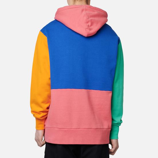 Мужская толстовка RIPNDIP Color Block Multi Panel Hoodie Multicolor
