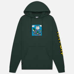 Мужская толстовка RIPNDIP Confiscated Hoodie Hunter Green