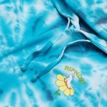 Мужская толстовка RIPNDIP Day Dream Hoodie Blue Dye фото- 1