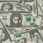 Мужская толстовка RIPNDIP Money Bag Hoodie Green фото - 2