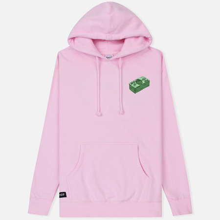 Мужская толстовка RIPNDIP Money Talks Hoodie Light Pink