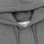 Мужская толстовка RIPNDIP Ross Hoodie Charcoal фото- 1