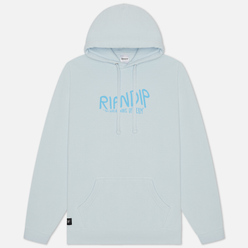 Мужская толстовка RIPNDIP The Great Wave Of Nerm Hoodie Powder Blue