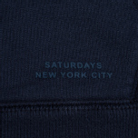 Мужская толстовка Saturdays Surf NYC Ditch Hoody Midnight фото- 3